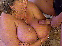 Crazy great natural monster breast mom.