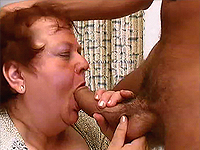 Crazy old mom needs rough have sex.