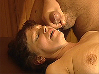 Bored mature gets a have intercourse she needs.